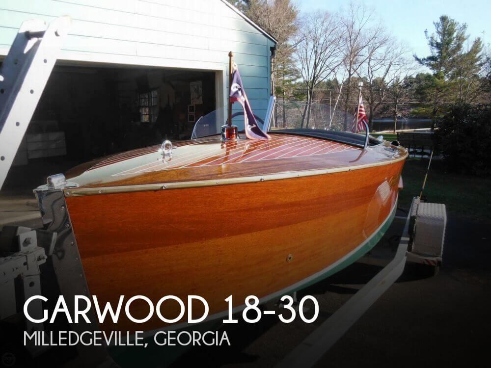 1933 Garwood 18-30 - Photo #1