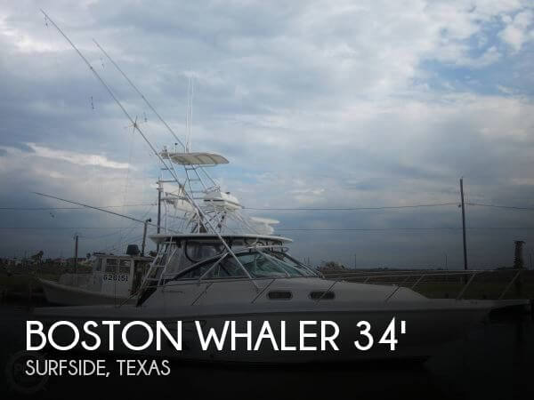 Used Boston Whaler Boats For Sale by owner | 2000 Boston Whaler 33