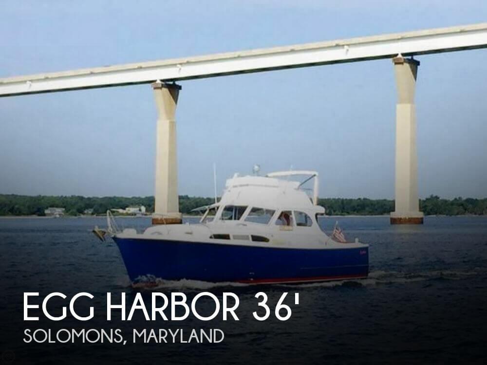 1961 Egg Harbor 36 Sport Fish - Photo #1
