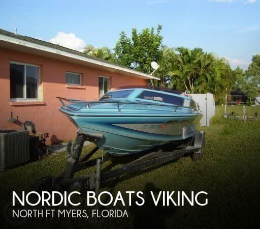 1986 Nordic Tugs boat for sale, model of the boat is Viking & Image # 1 of 40