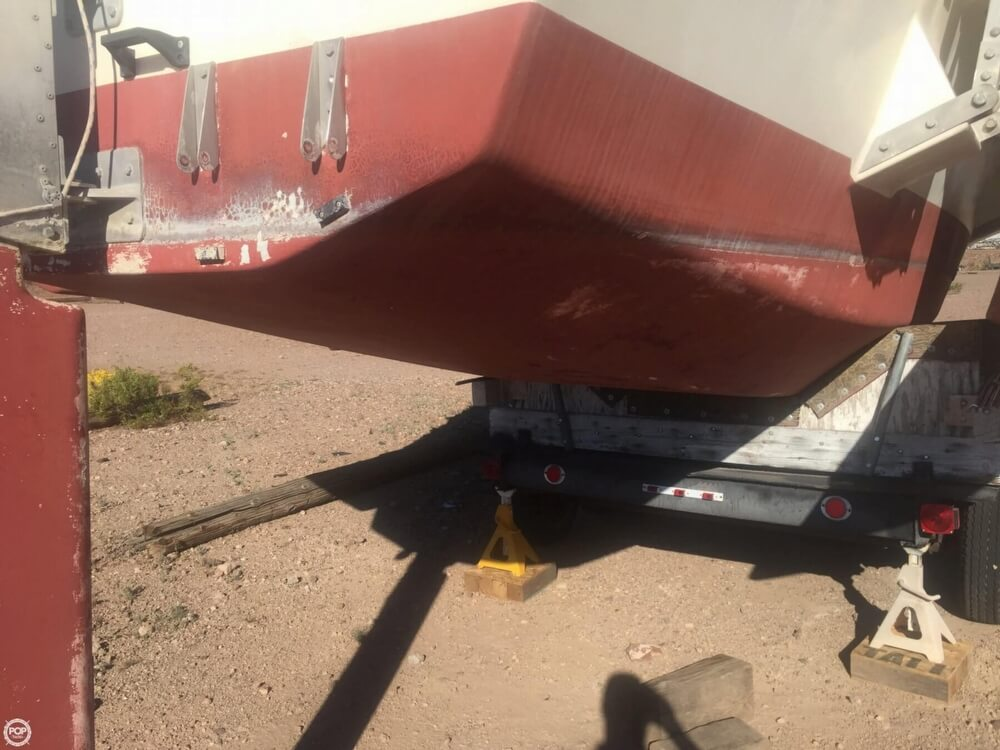2005 Farrier boat for sale, model of the boat is Custom 10-Farrier 32 & Image # 32 of 41