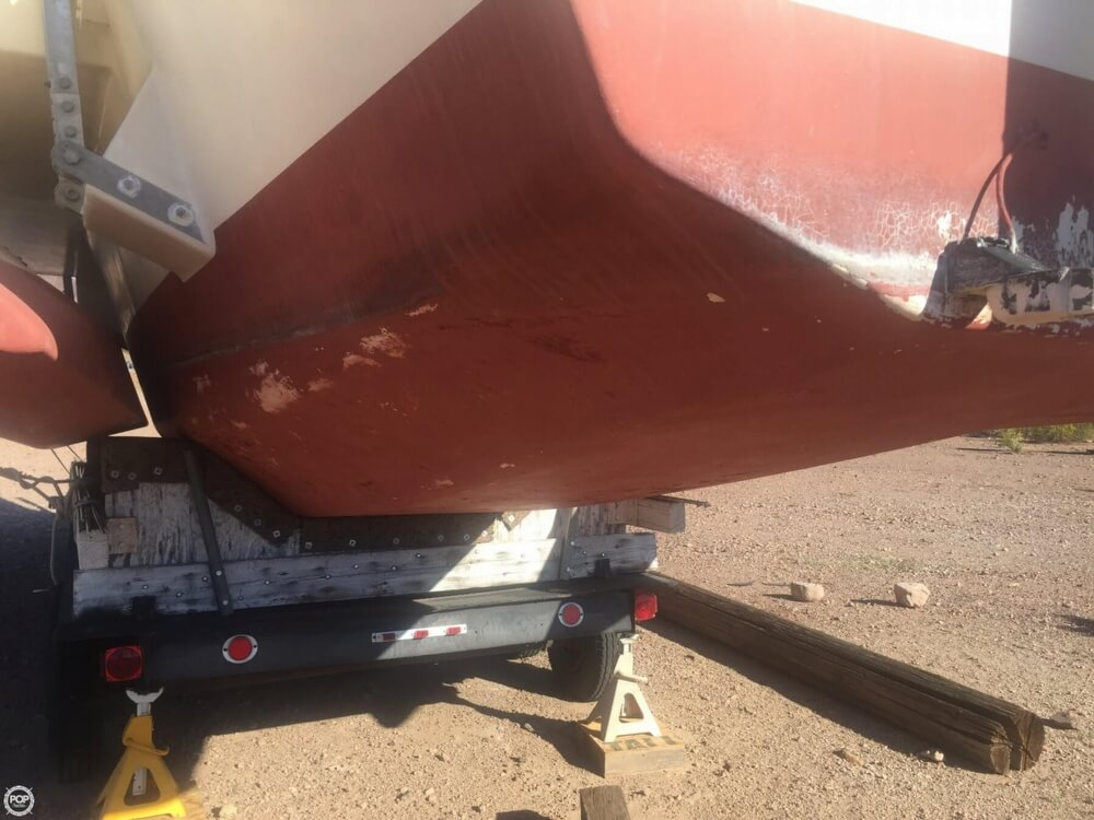 2005 Farrier boat for sale, model of the boat is Custom 10-Farrier 32 & Image # 35 of 41