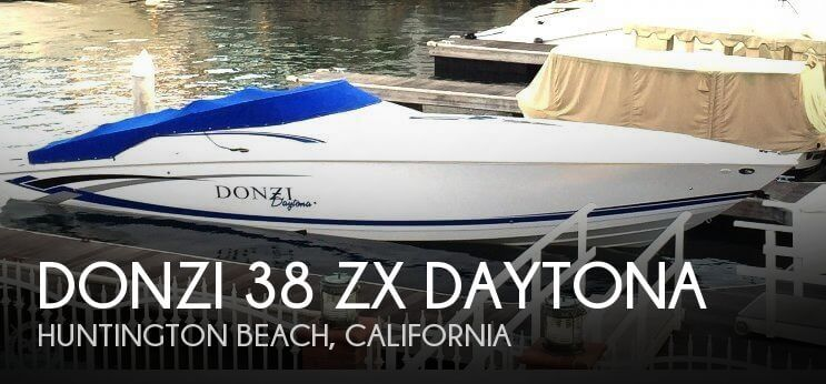 Used DONZI Boats For Sale by owner | 2004 Donzi 37
