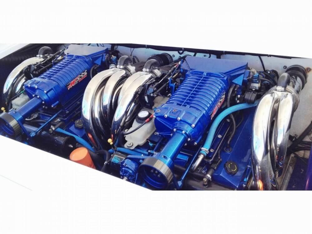 2004 Donzi 38 ZX Daytona - Photo #3