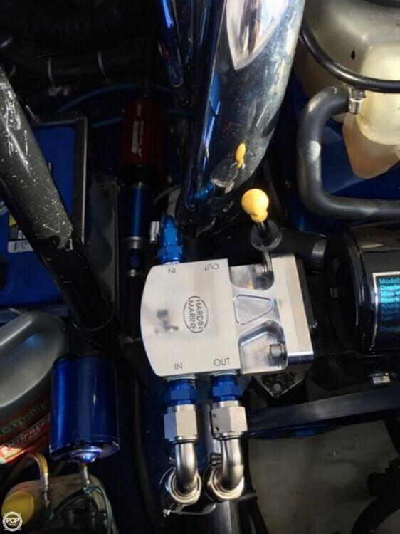 2004 Donzi 38 ZX Daytona - Photo #18