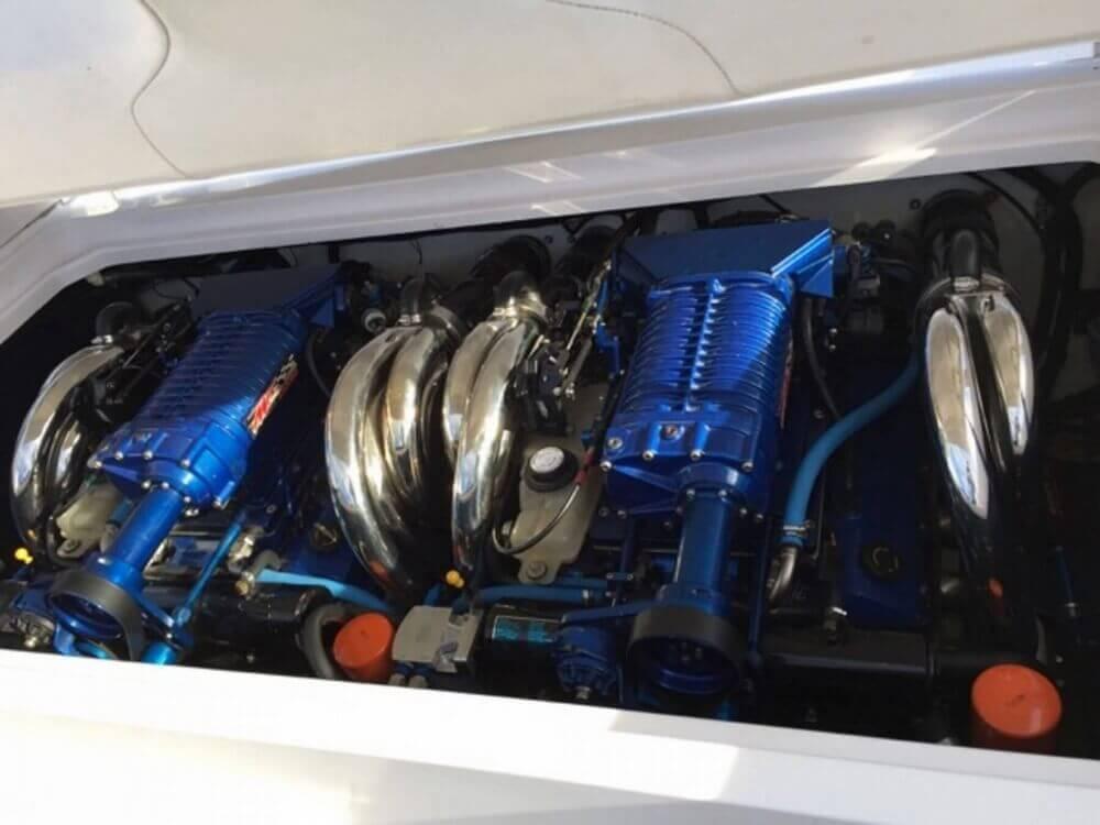 2004 Donzi 38 ZX Daytona - Photo #22
