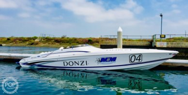 Donzi 38 ZX Daytona, 37', for sale - $149,000