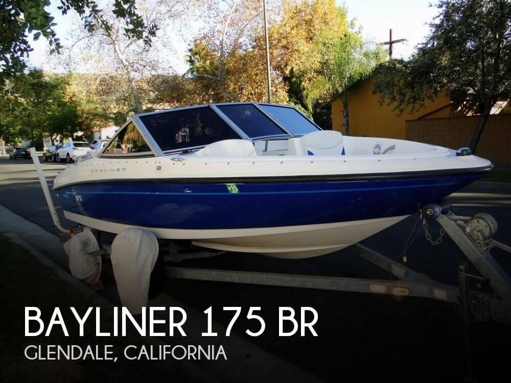 2006 Bayliner 175 BR - Photo #1