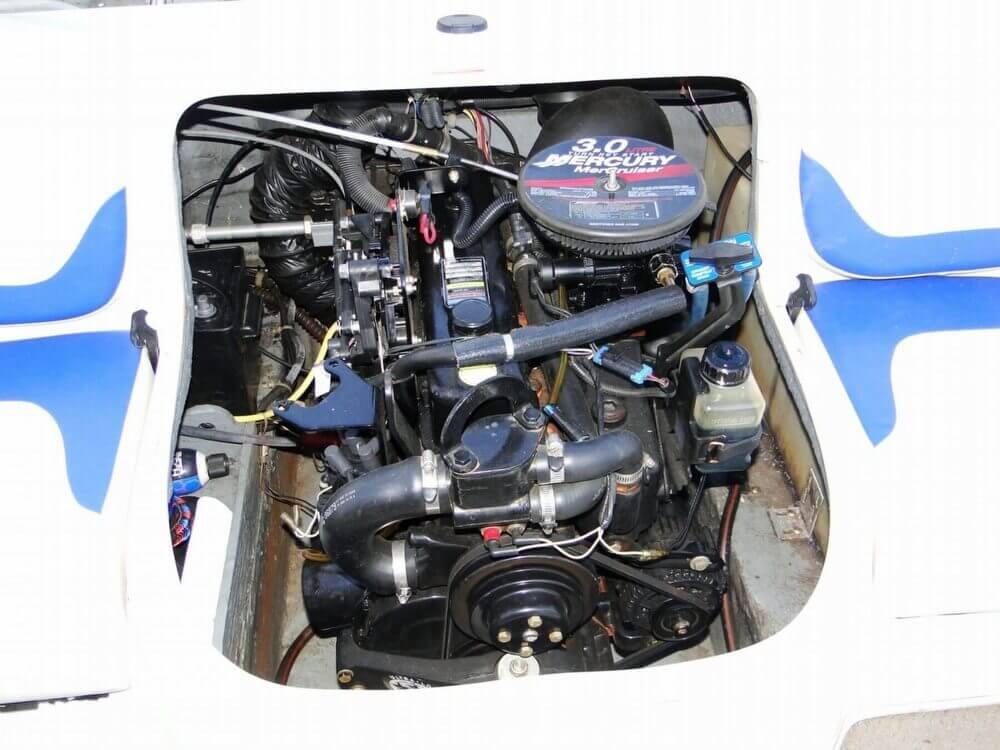2006 Bayliner 175 BR - Photo #21