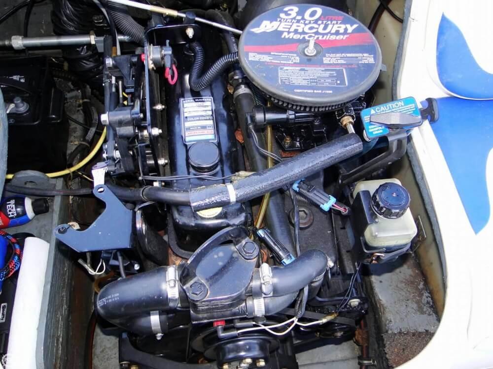 2006 Bayliner 175 BR - Photo #22