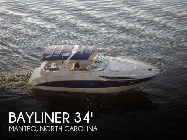2008 Bayliner 340 Express Cruiser