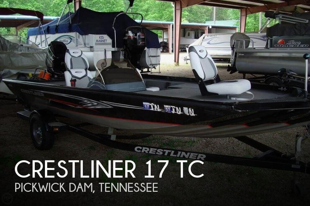 Used Crestliner Boats For Sale by owner | 2013 Crestliner 17