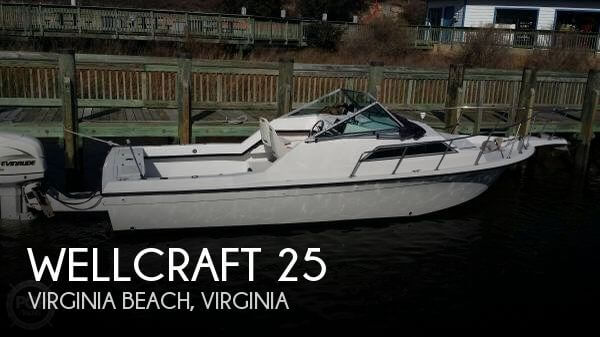 Used Wellcraft 25 Boats For Sale by owner | 1987 Wellcraft 25