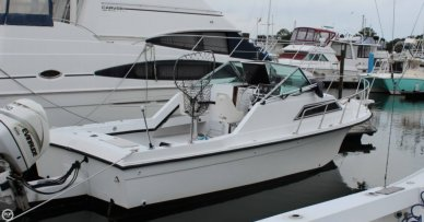 Wellcraft 25 Sportsman, 25, for sale - $15,000