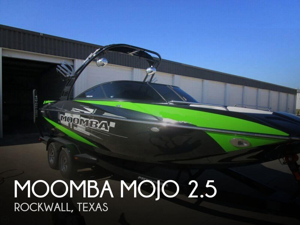 2013 Moomba Mojo 2.5 for sale