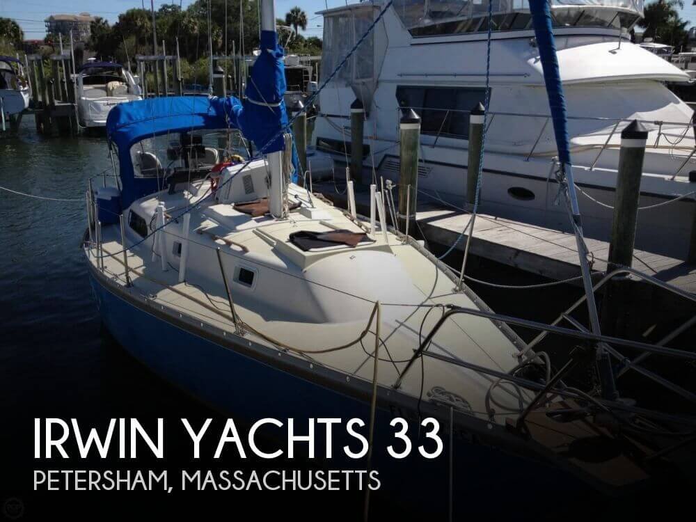 1974 Irwin Yachts 33 - Photo #1