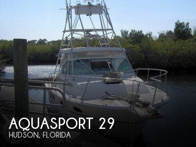 Used Aquasport Boats For Sale by owner | 1988 Aquasport 29