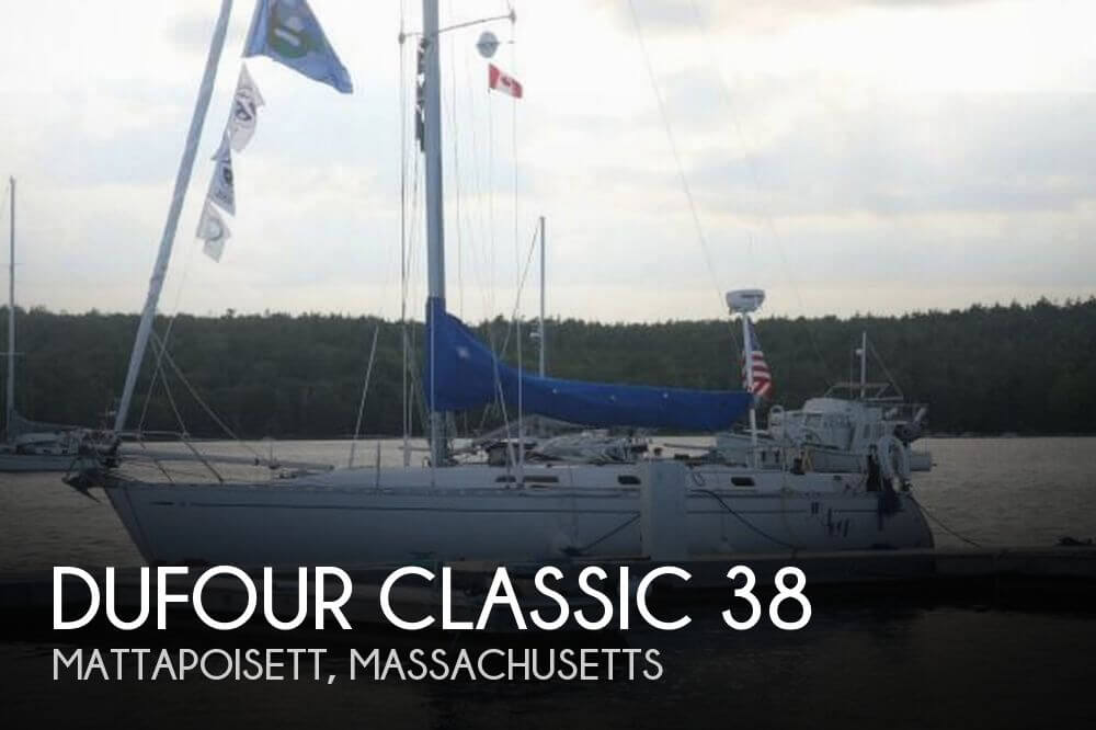 1998 Dufour Classic 38 - Photo #1
