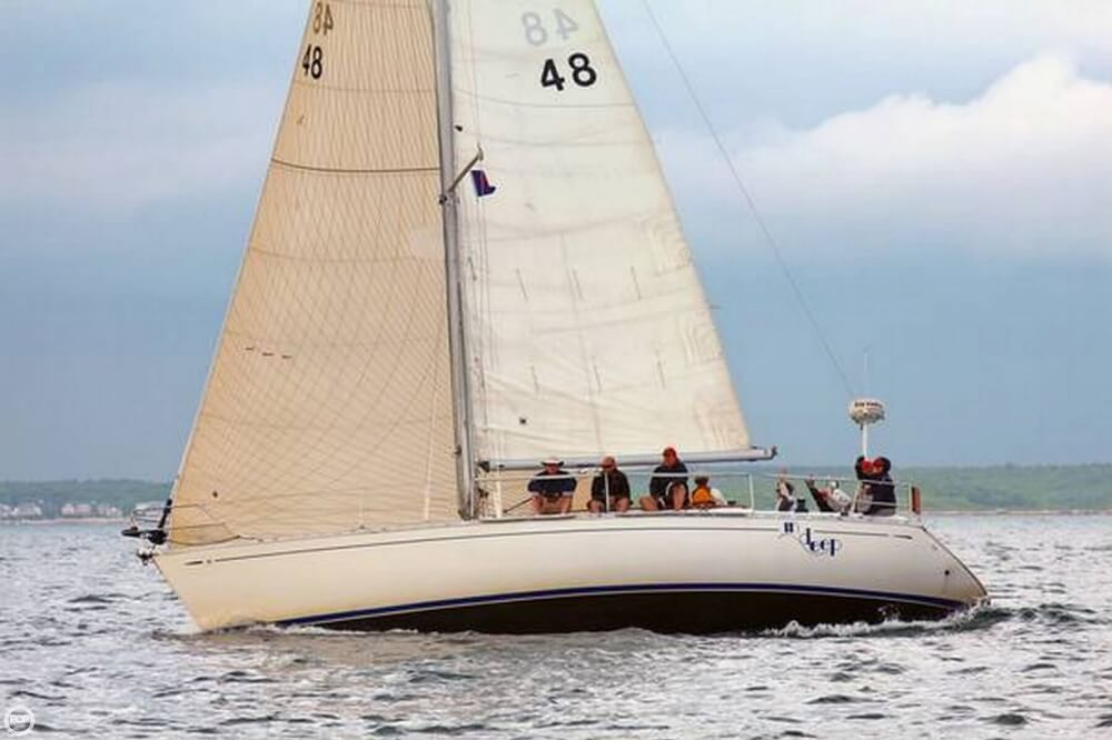 1998 Dufour Classic 38 - Photo #3