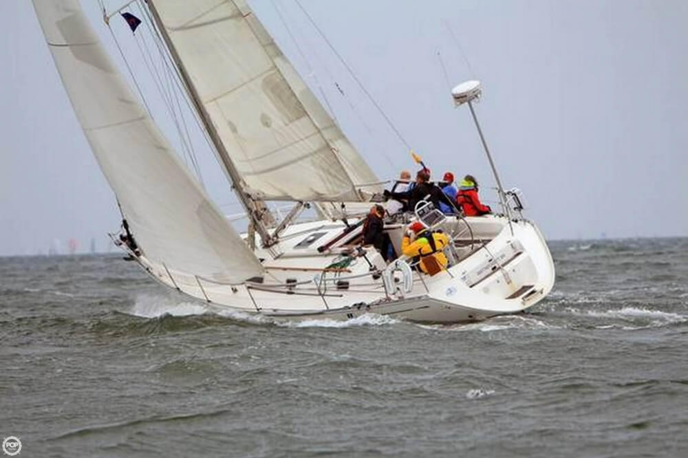 1998 Dufour Classic 38 - Photo #4