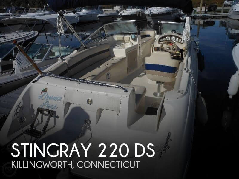 2002 STINGRAY 220 DS for sale