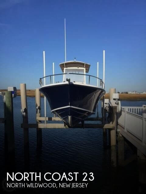 North coast 23 39 boat for sale in north wildwood nj for for Fishing boats for sale nj