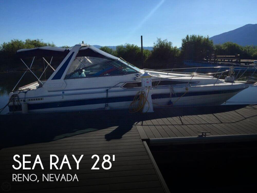 1989 Sea Ray 268 Sundancer - Photo #1