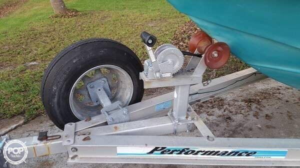 1995 Hewes 21 Light Tackle - Photo #10