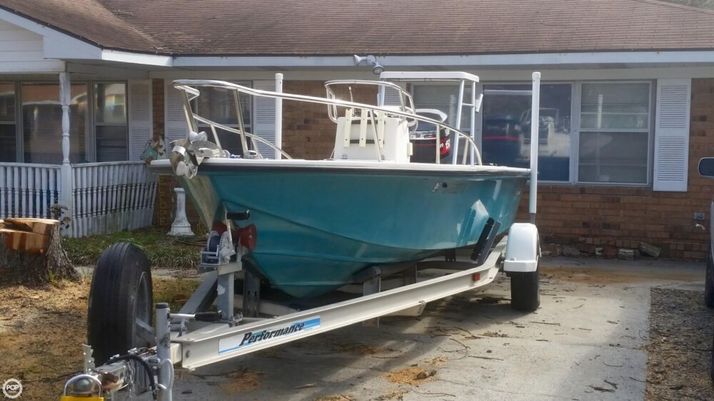 1995 Hewes 21 Light Tackle - Photo #16