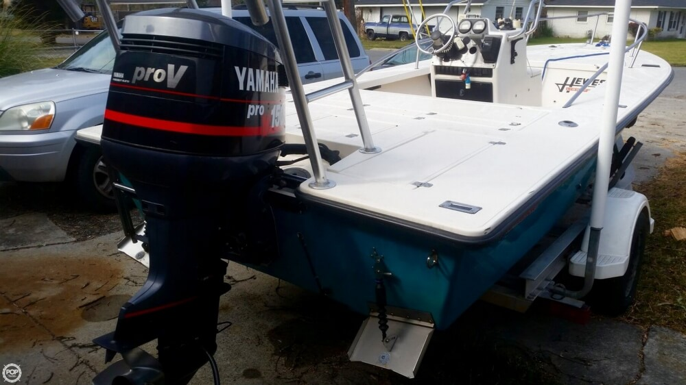 1995 Hewes 21 Light Tackle - Photo #21