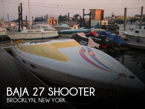 1994 Baja 27 Shooter - Photo #1