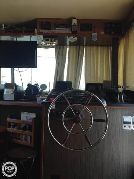 Inside Helm Station