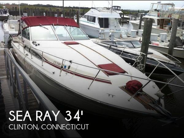 1984 Sea Ray 340 Sundancer - Photo #1
