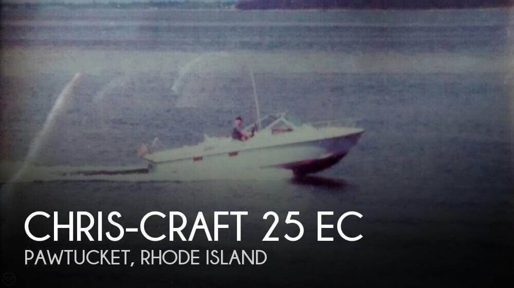 1977 Chris-Craft 25 EC - Photo #1