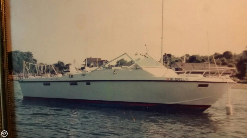 1977 Chris-Craft 25 EC - Photo #4