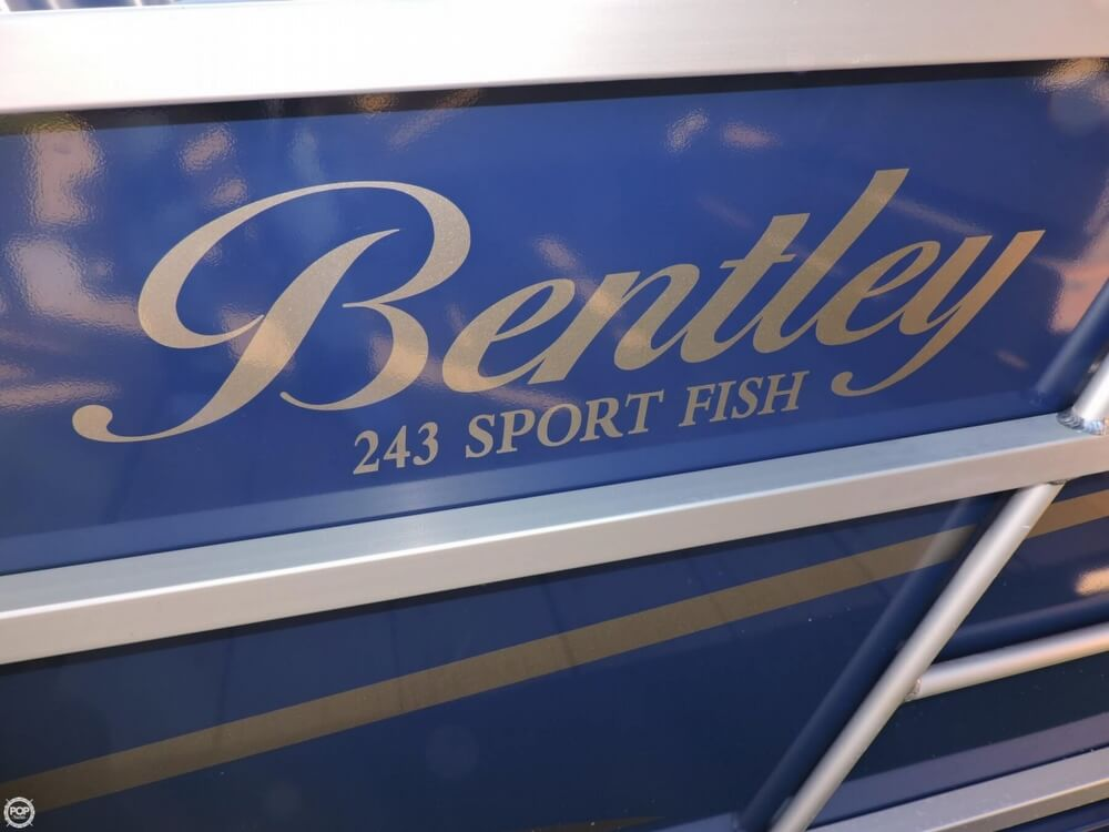 2016 Encore Boat Builders Bentley 243 Sport Fish - Photo #33