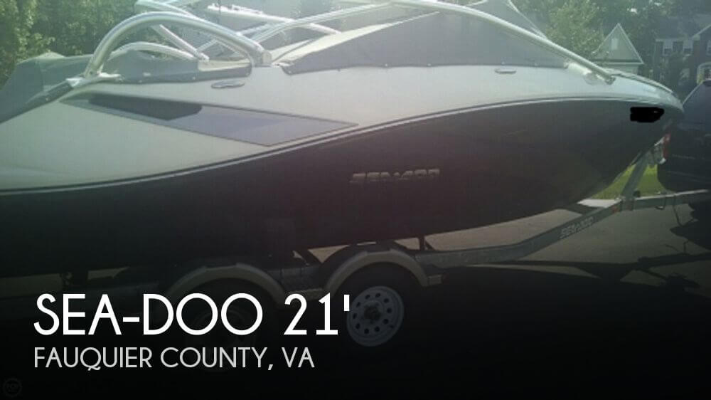 2010 SEA DOO PWC CHALLENGER 210 SE for sale