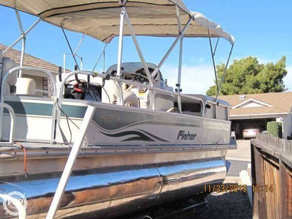 2006 Fisher Freedom 241 Deluxe - Photo #8