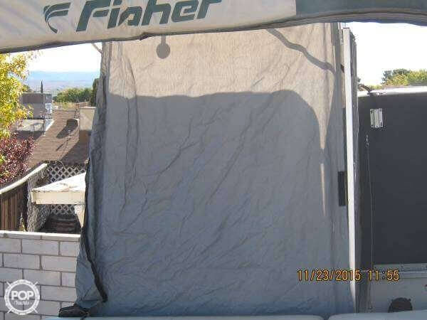 2006 Fisher Freedom 241 Deluxe - Photo #9