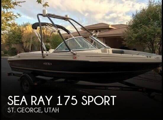 2007 Sea Ray 175 Sport - Photo #1