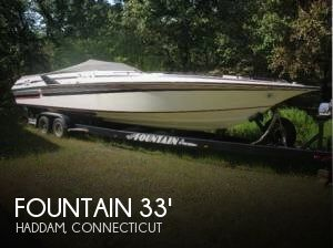 1986 FOUNTAIN 10M 33 EXECUTIONER for sale