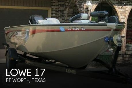 Used Lowe Boats For Sale by owner | 2008 Lowe 17
