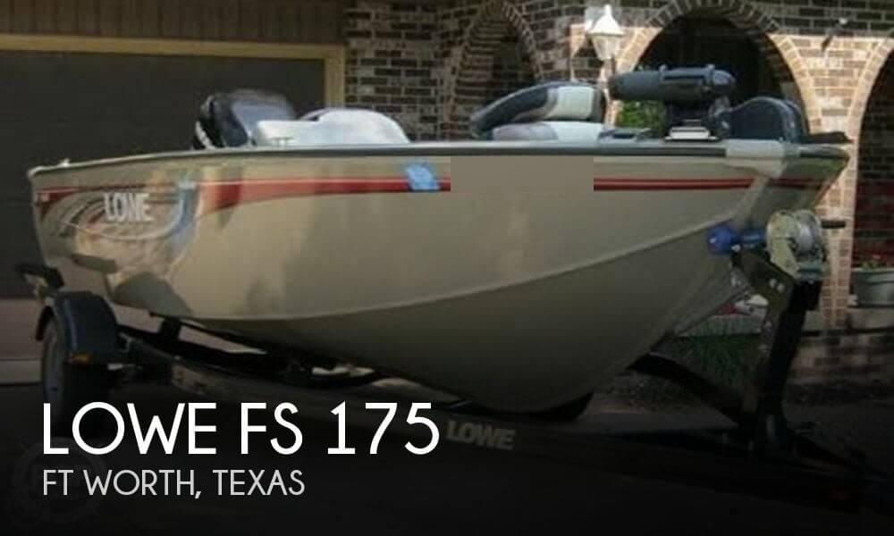 2008 Lowe FS 175 - Photo #1