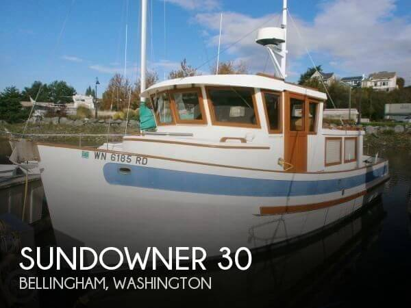 1984 Sundowner 30 - Photo #1