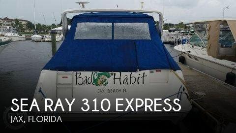 1990 Sea Ray 310 Express - Photo #1