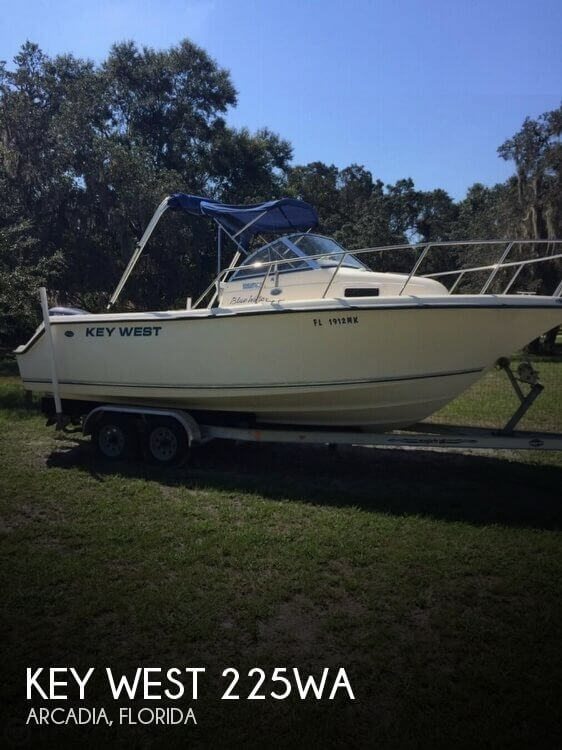 Used Key West Boats For Sale by owner | 2004 Key West 22