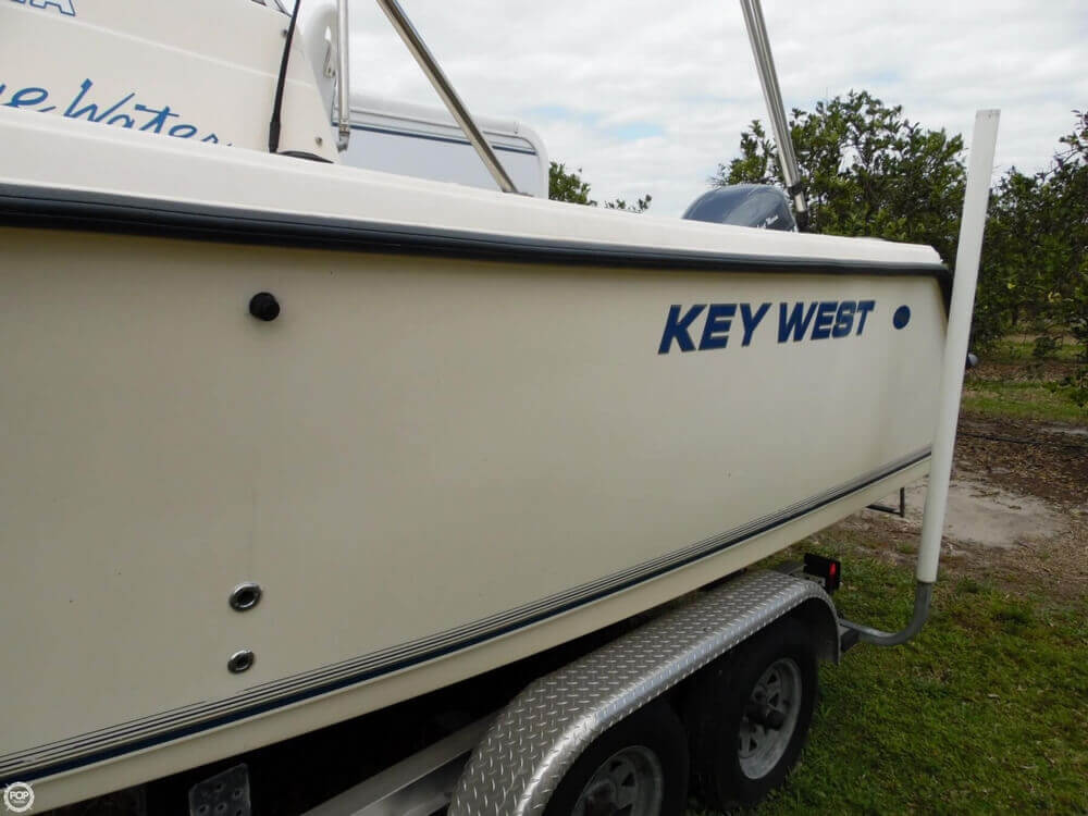 2004 Key West 225WA - Photo #21