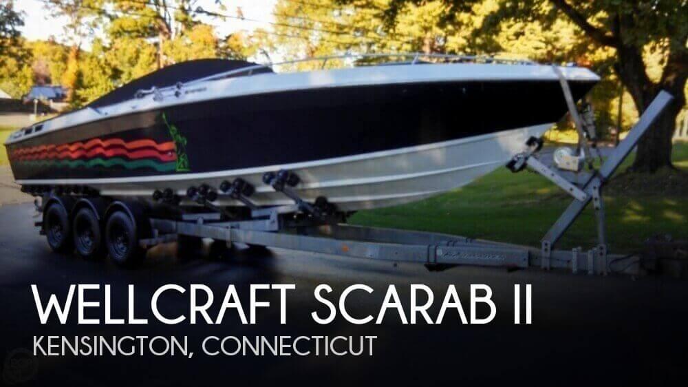 1985 SCARAB II for sale