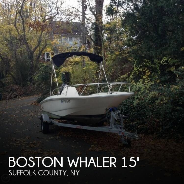2014 Boston Whaler 150 Super Sport - Photo #1