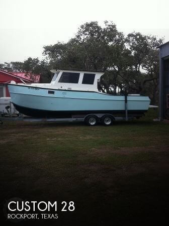 2011 Custom boat for sale, model of the boat is 28 & Image # 1 of 42
